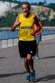 Bob in Training at Seaton Parkrun