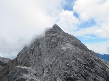 Summit of Puncak Trikora, 4,730m