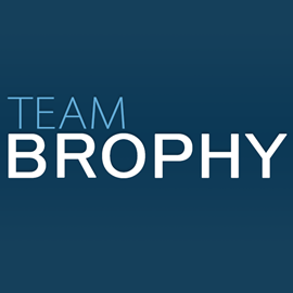 The Team Brophy logo