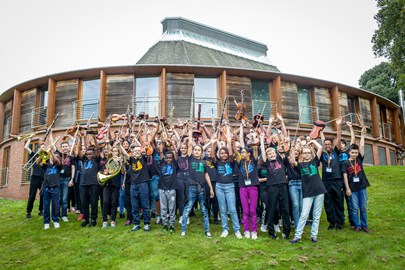 The Sistema England Young Leaders Camp 2016