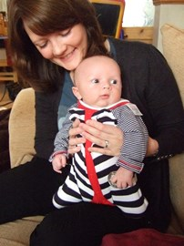 A wonderful Mummy to Harrison