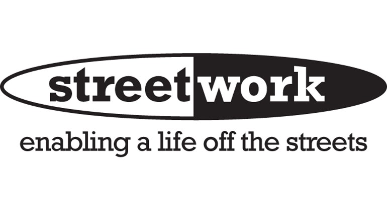 Suzanne Stirling is fundraising for Streetwork at Simon
