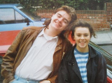 David, aged 19