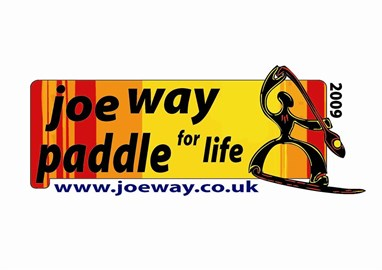 Joe Way Paddle for life