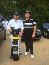 Trilby Tour ready for the off!