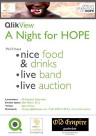 A night for hope