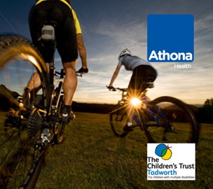Support Hayley and Steve from Athona Health Recruitment