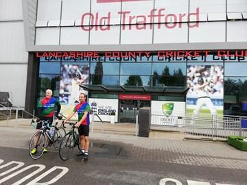 Day 1 - Old Trafford