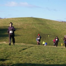1st of Jan and the hills we ran