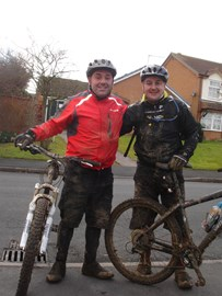Niall & I Getting Dirty!