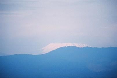 View of Kili taken from Tsavo, Feb 2006