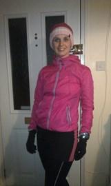New Running Jacket :o)