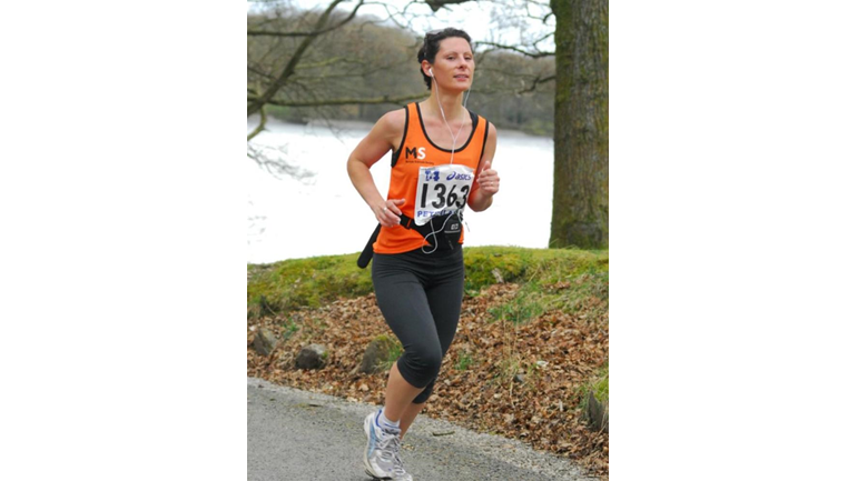 Elinor Clift Is Fundraising For Multiple Sclerosis Society