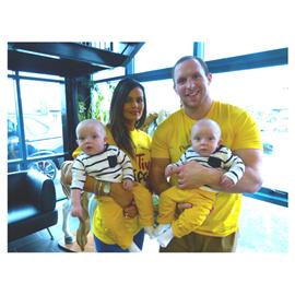Baby Brendan & Baby Thomas!