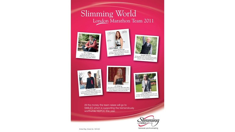 Slimming world is fundraising for smiles Slimming world my account
