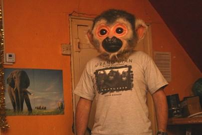 Me as a Monkey