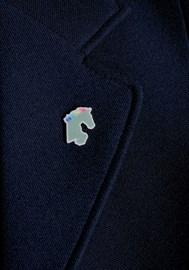 Our logo lapel pins £2 + p&p