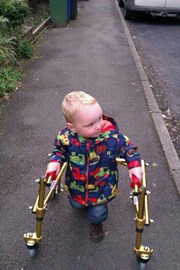 oliver on his wheels xx