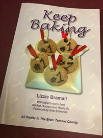 "Lizzie's Recipe Book ""Keep Baking"""