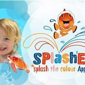 Splash the colour!