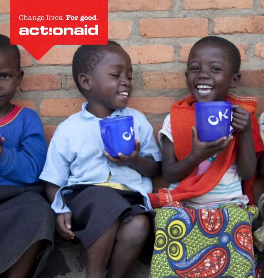 Abena Akuffo-Kelly is fundraising for ActionAid