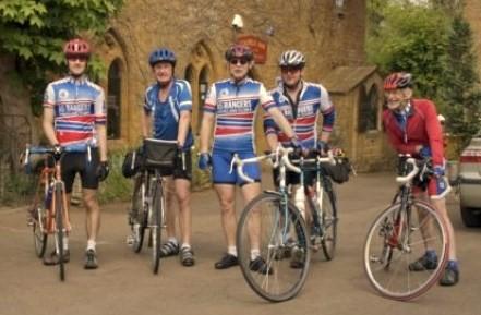 Charity Cynthia Spencer/'s Cycle 4 Cynthia Cycling Jerseys