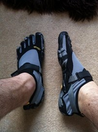 Not much bounce in these bad boys...