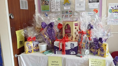 Our Chocolate Raffle