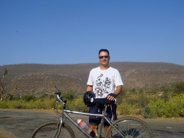Phil Tangri training in Spain