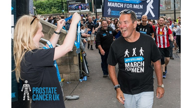 This weekend our tax manager Michelle is walking 26 miles to raise money for Prostate Cancer UK. bd6506ec-920a-4af9-ba73-f99a2a094e54