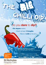 The Chill Dip 2014