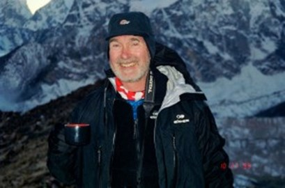 Richard Wollaston in the Himalayas