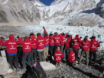 Team Everest 2010