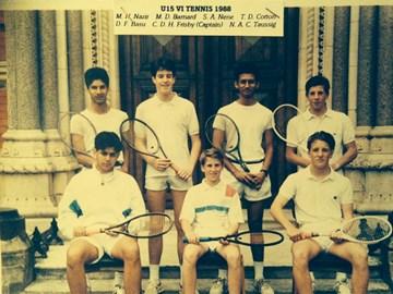 Under 15 V1 Tennis 1988