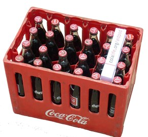 Mark III AidPod in Coca-Cola crate