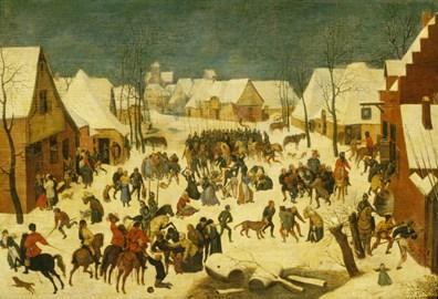 Bruegel's 'Massacre of the Innocents'