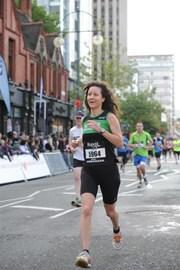 Finishing the 2013 Birmingham HM in 1:43
