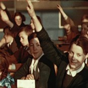 Still taken from 'Joseph Rowntree Senior School - New Earswick' (1947)