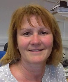 Pip, the Lead Post Natal Midwife at RSC Hospital