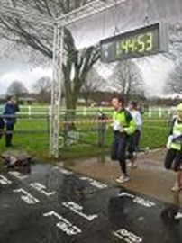 A slow Norwich Half Marathon 2007