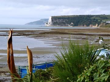 Coast near Bembridge, Isle of Wight 2016