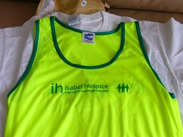 Isabel Hospice Running Top