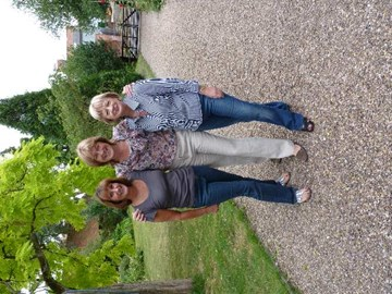 Anne, Sharon, Carol