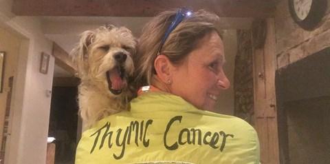 Raising awareness of Thymic Cancer
