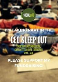 CEO Sleep Out