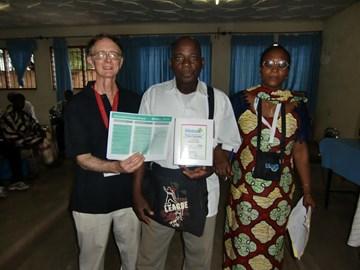 Life box in Togo 19/05/2012