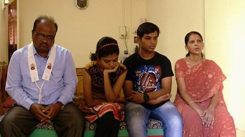 Vajrasambhava's family