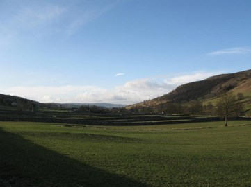 Along the valley towards Kettlewell