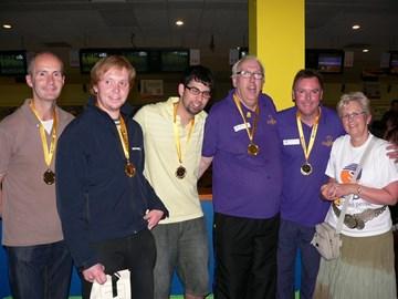 The Winning Team - 3 Amigos !!