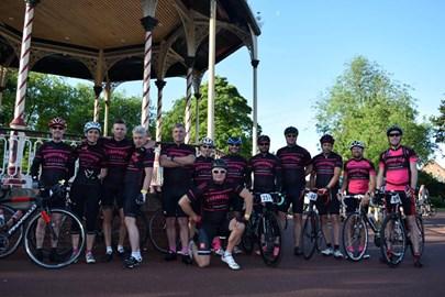 Aberdovey bike ride 2017